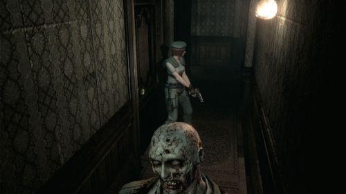 Resident Evil Switch 3