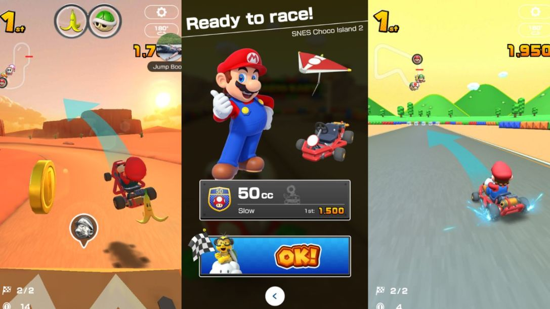 Super Mario kart tour 2