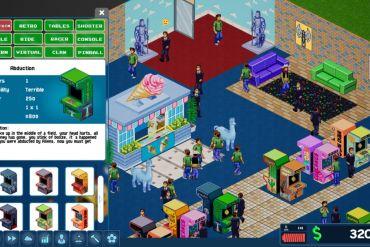 Arcade Tycoon