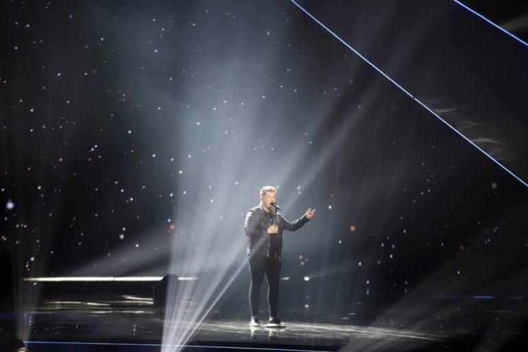 eurovision michael rice