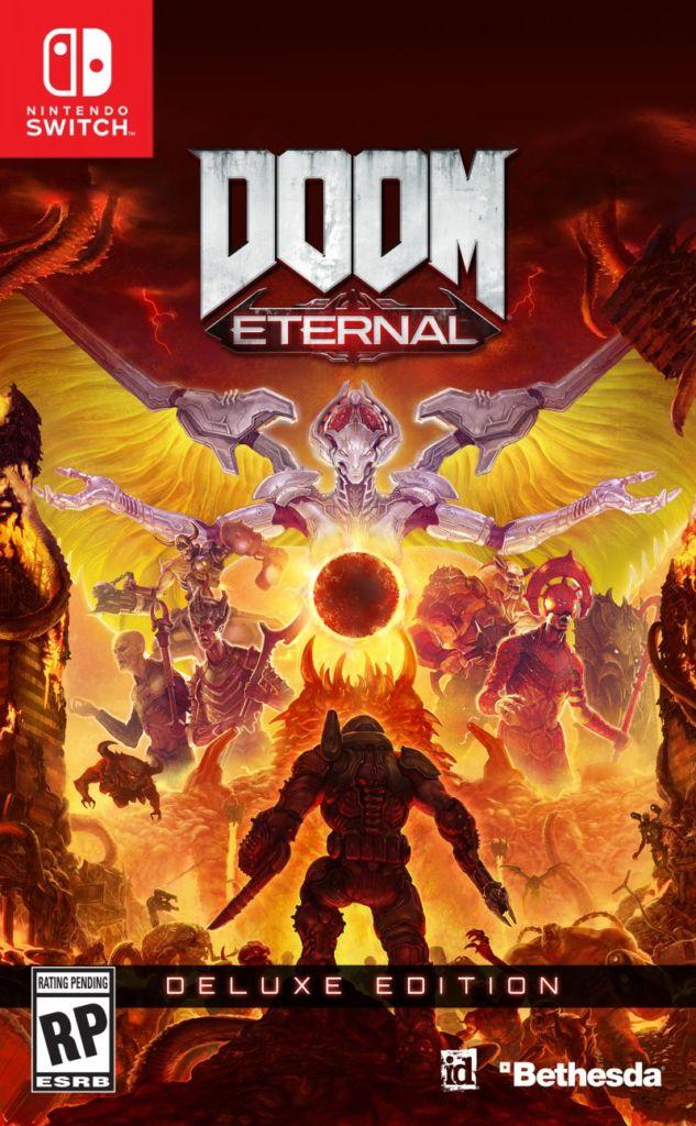Doom Eternal Deluxe Edition 1