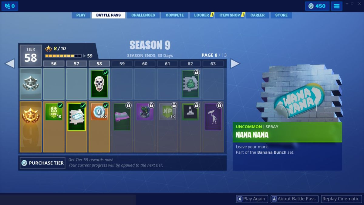 Fortnite Season 9 Fortbyte #12: Accessible By Using The Nana