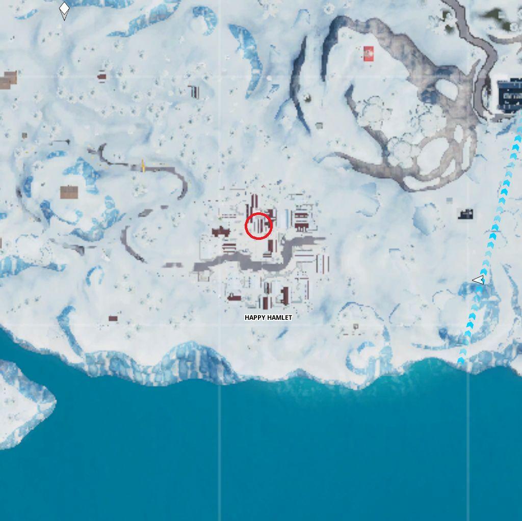 Fortbtye 60 map