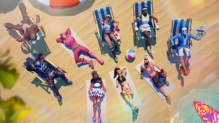 Fortnite 14 Days of Summer