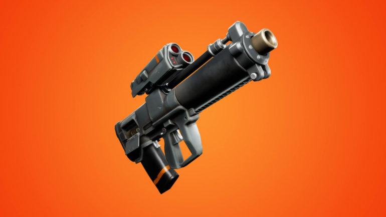 Proximity Grenade Launcher