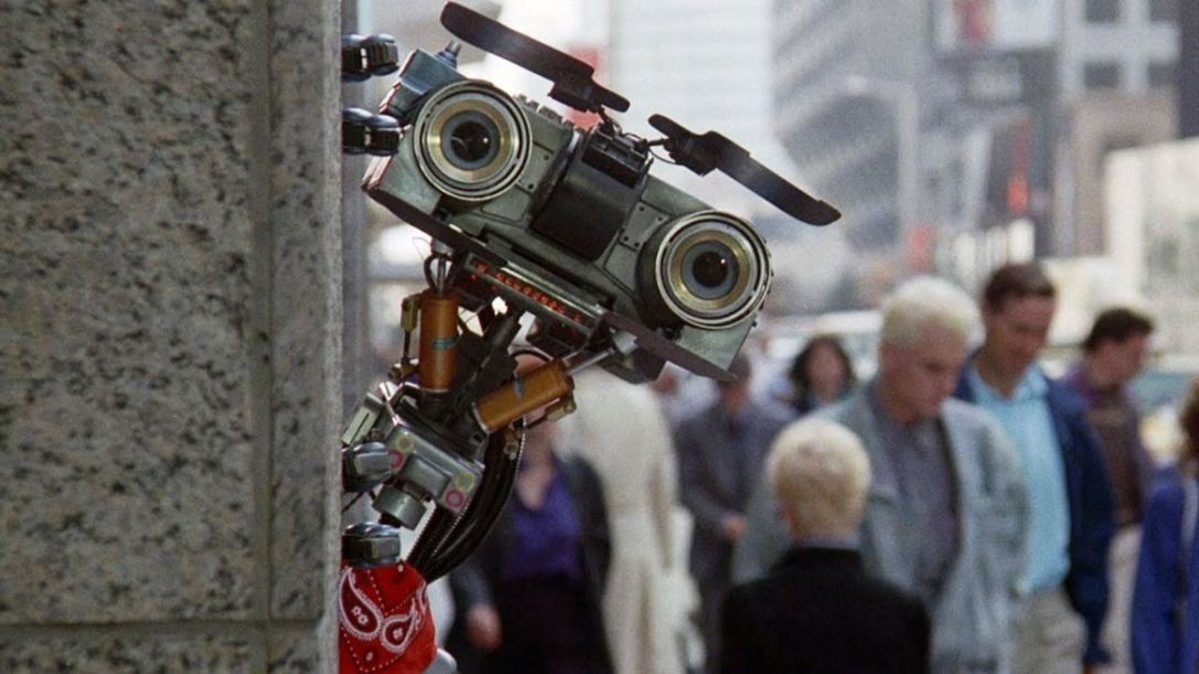 Johnny 5 – Short Circuit