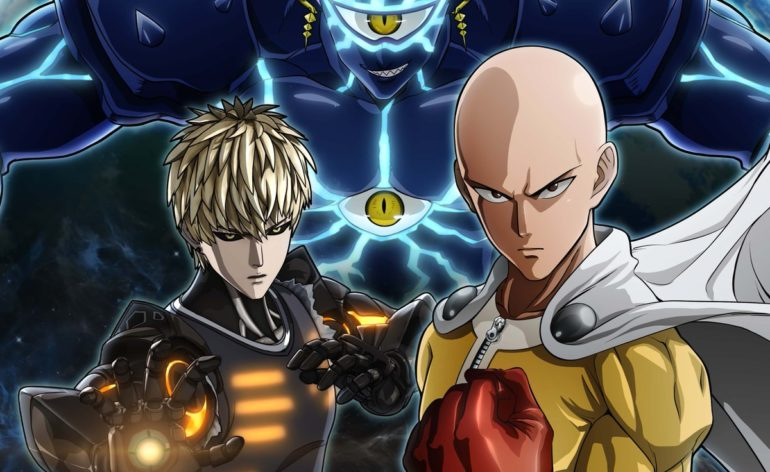 There's A One Punch Man Game Coming To PS4, Xbox One & PC | Cultured