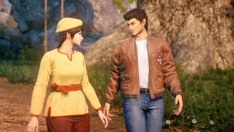 Shenmue 3 trailer can't hide fan rage over Epic exclusivity