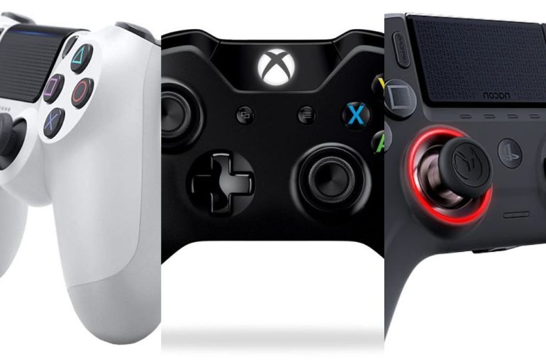best PC gaming controllers