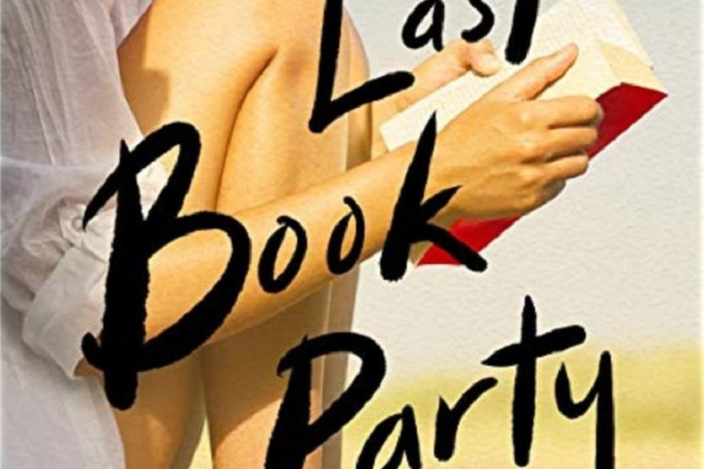 last book party