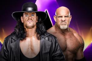 SSD Undertaker vs Goldberg