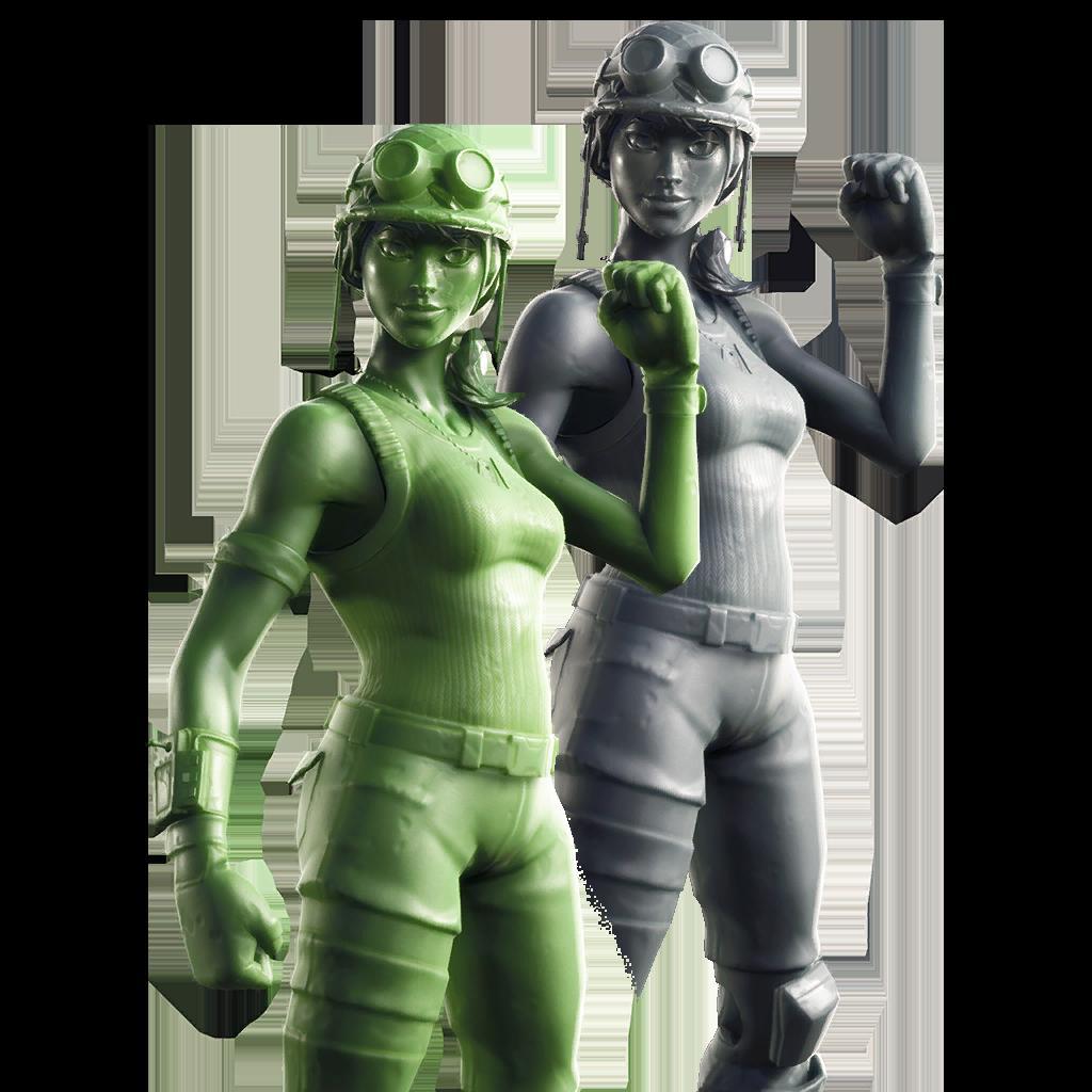 toy Trooper fortnite