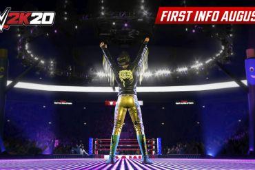 WWE 2k20 Bayley