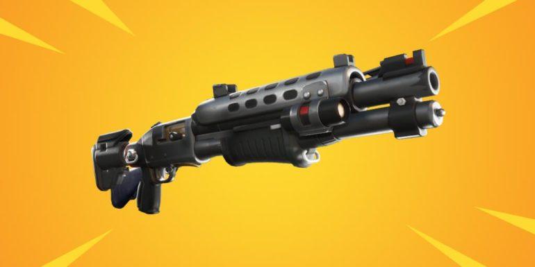 Fortnite Tactical Legendary Shotgun