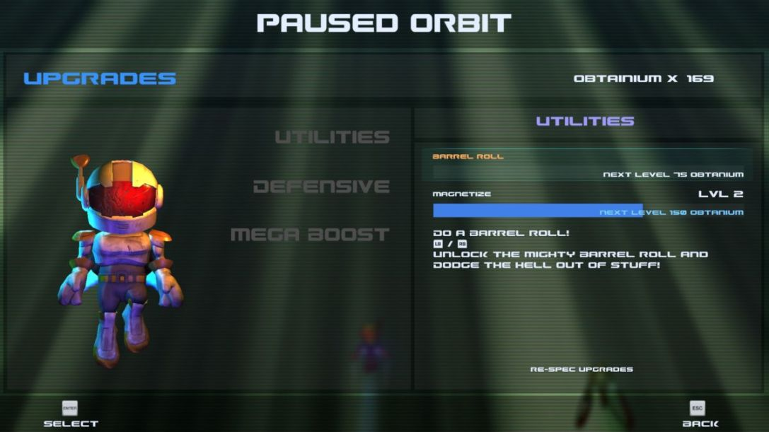 Lost Orbit pC review 2
