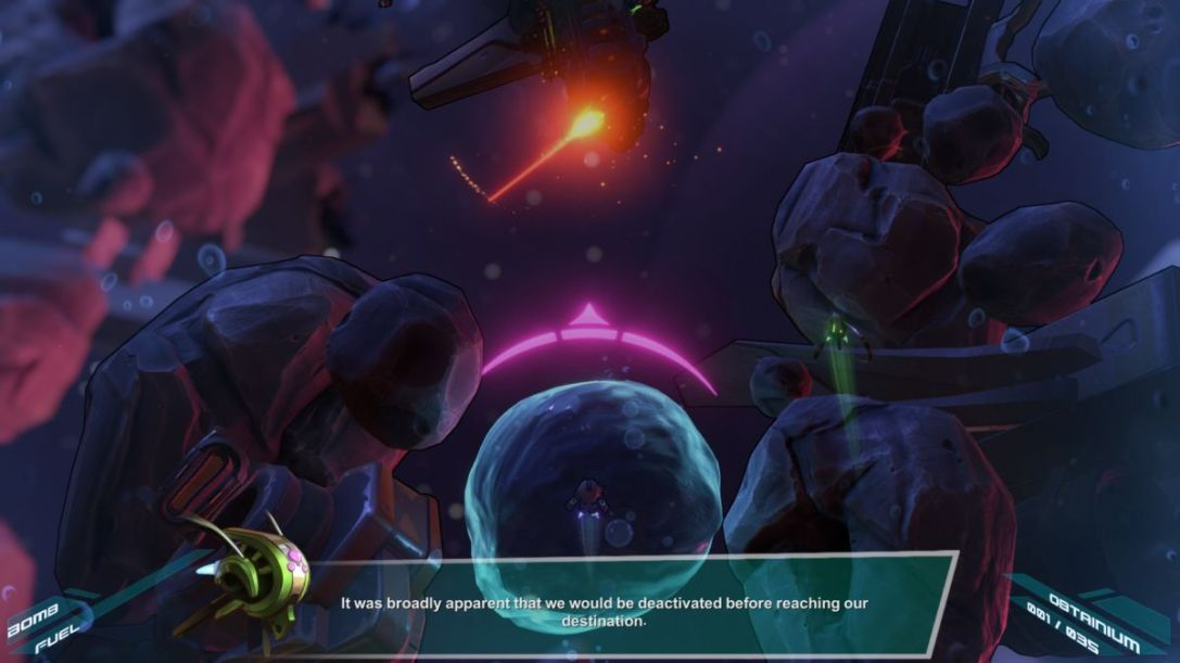 Lost Orbit pC review 3