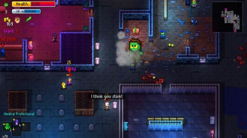 Streets of Rogue PS4 review