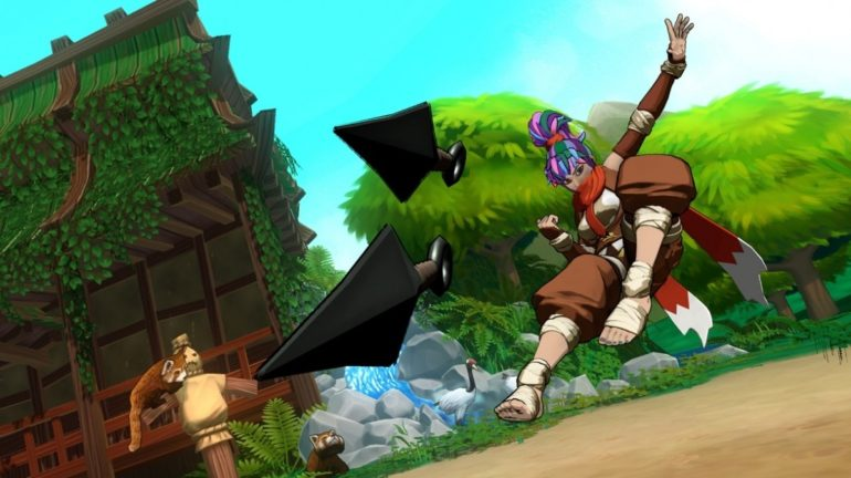 Fantasy Strike Beginner's Tips: Classes, Ranked Play, Yomi