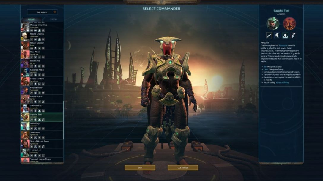 Age of Wonders Planetfall review 1