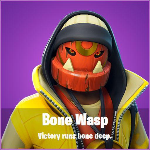 Bone Wasp