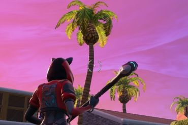 Fortnite Coconut