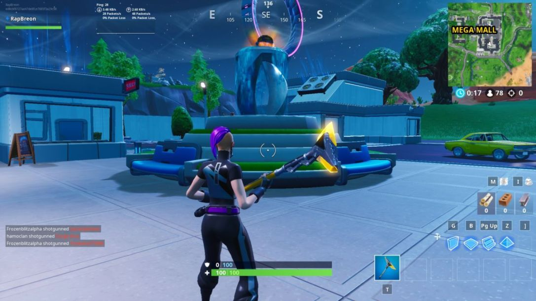 Fortnite Fountains