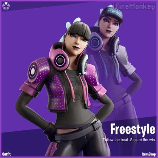 Fortnite Freestyle