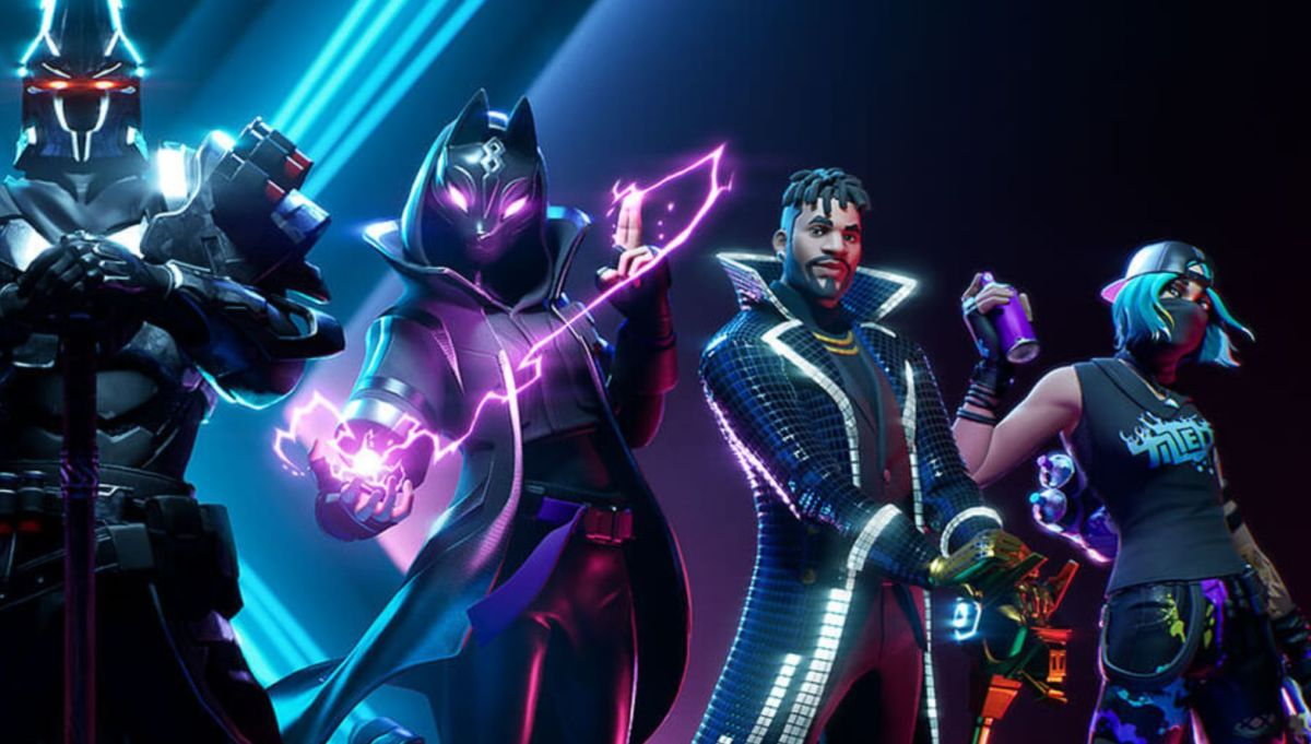 Fortnite v10.10 Leaked Skins: Freestyle, Red Strike ...