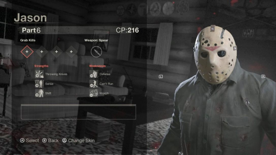 Friday the 13th Switch