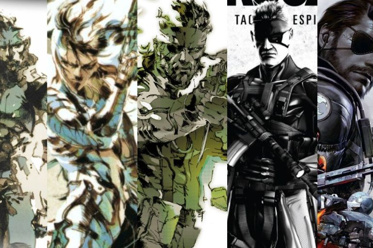 Metal Gear Solid Complete Collection