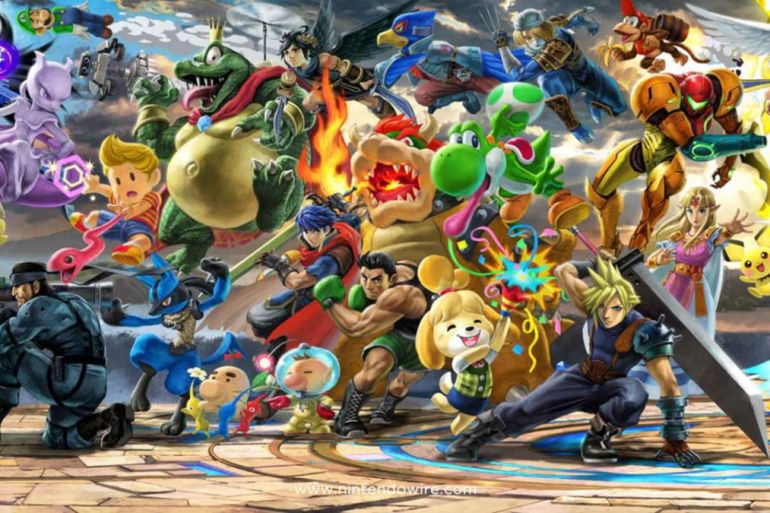 Switch Fighting Games