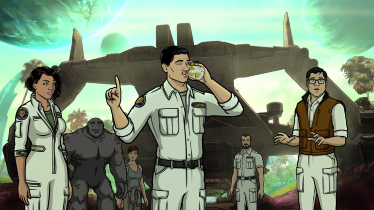 Archer: 1999 REVIEW - A Welcome Return To Form | Cultured Vultures