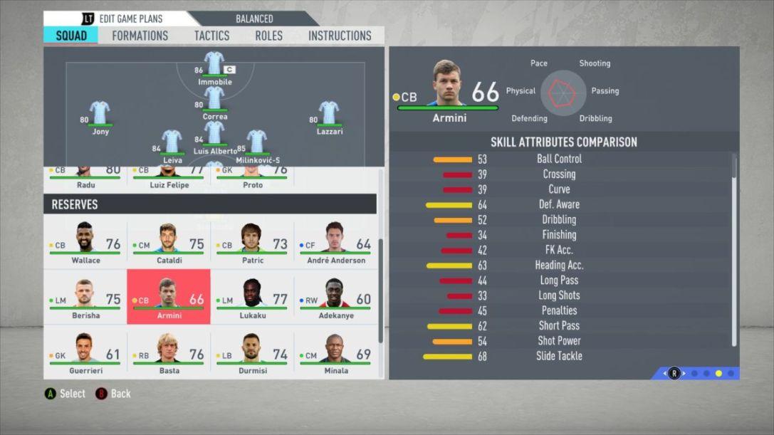 Armini FIFA 20