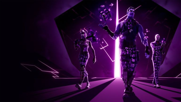 Fortnite Dark Reflections Pack Available Now | Cultured Vultures
