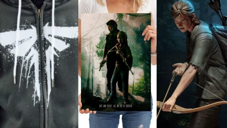 The Last of Us merch