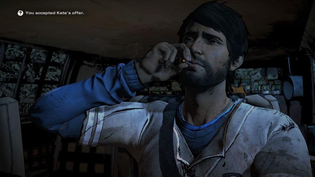 The Walking Dead Javier