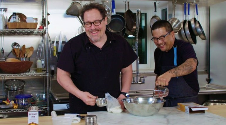 the chef show jon favreau roy choi