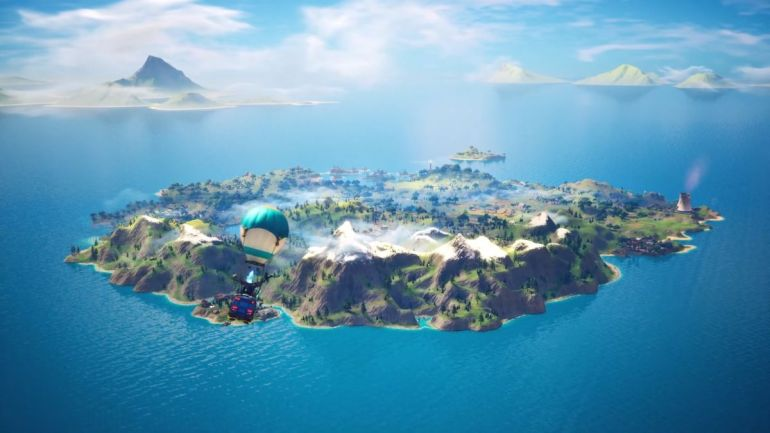 Fortnite 2 Season 1 New Map Named Locations Landmarks