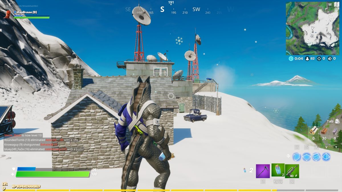 Fortnite 2 - Season 1 Forged In Slurp: Dance At Compact ...