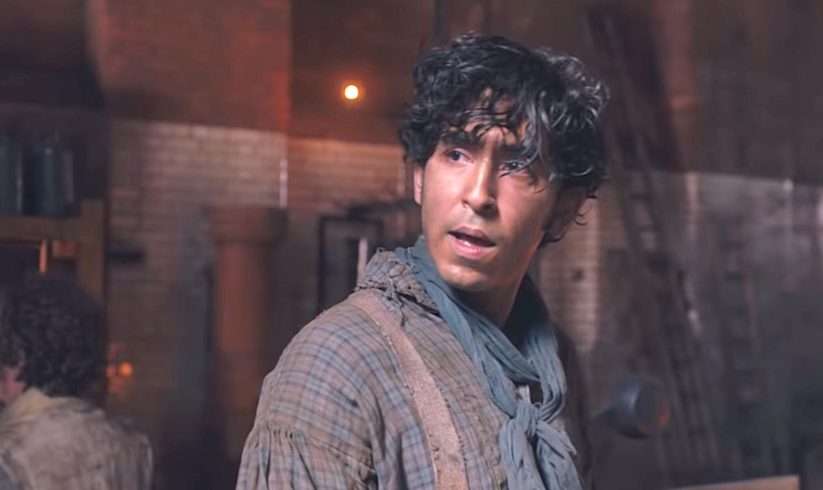 Dev Patel Leads The Personal History of David Copperfield Trailer