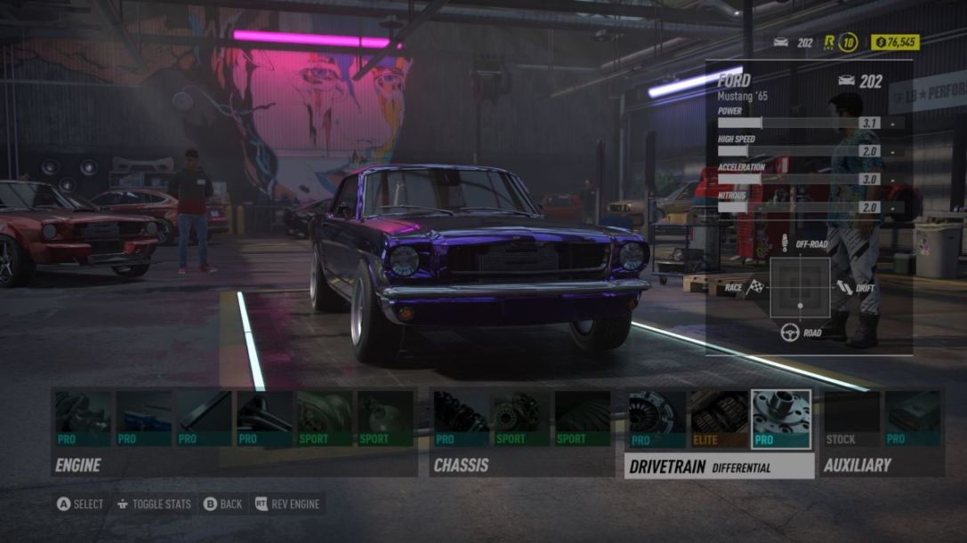 Need For Speed Heat Ford Mustang 65 Ardusat Org
