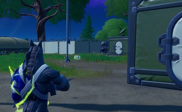 The Lowdown Fortnite Challenges E G O Outposts Locations