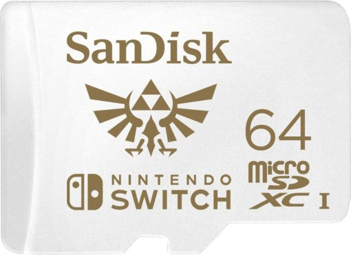 Sandisk Switch SD card