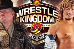 Chris Jericho vs Tanahashi