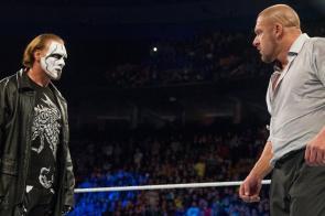 Sting vs Triple H
