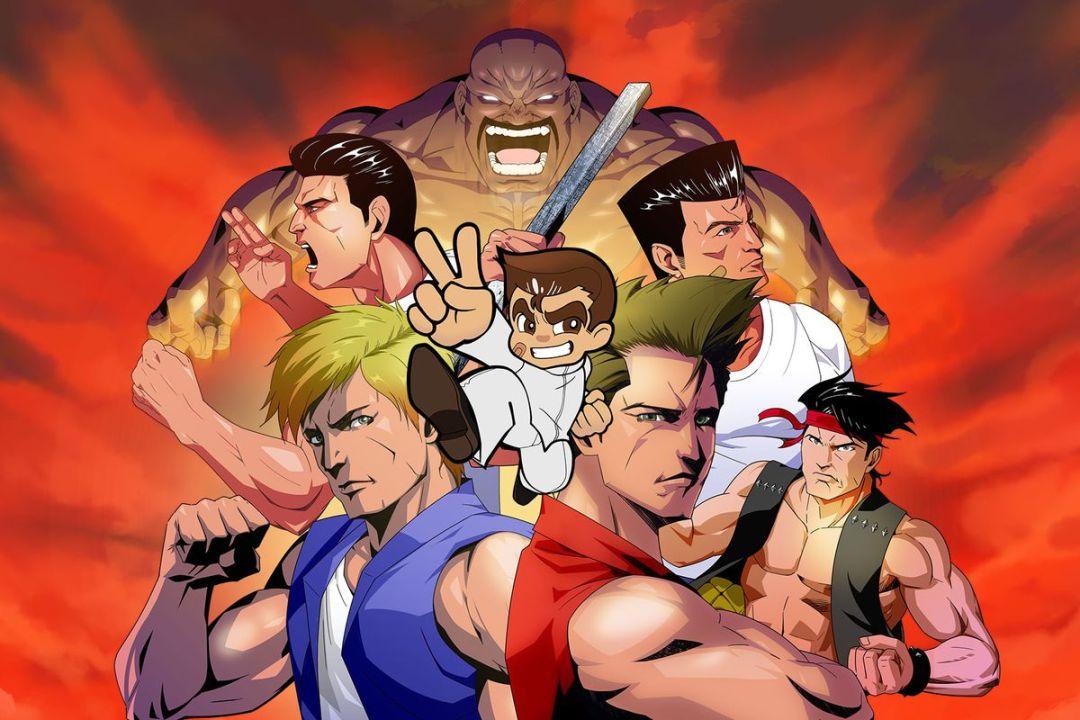 Double Dragon & Kunio-Kun Retro Brawler Bundle 12