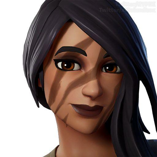 Fortnite Maya customisable skin 5