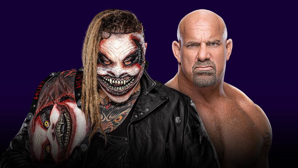 Fiend vs Goldberg