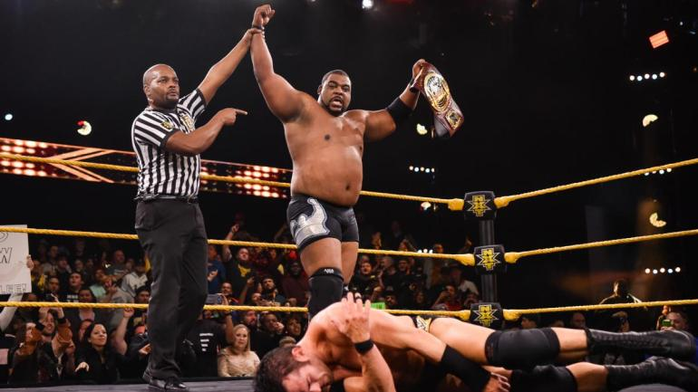 Keith Lee North American Champion
