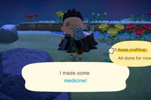 New Horizons Medicine Crafting